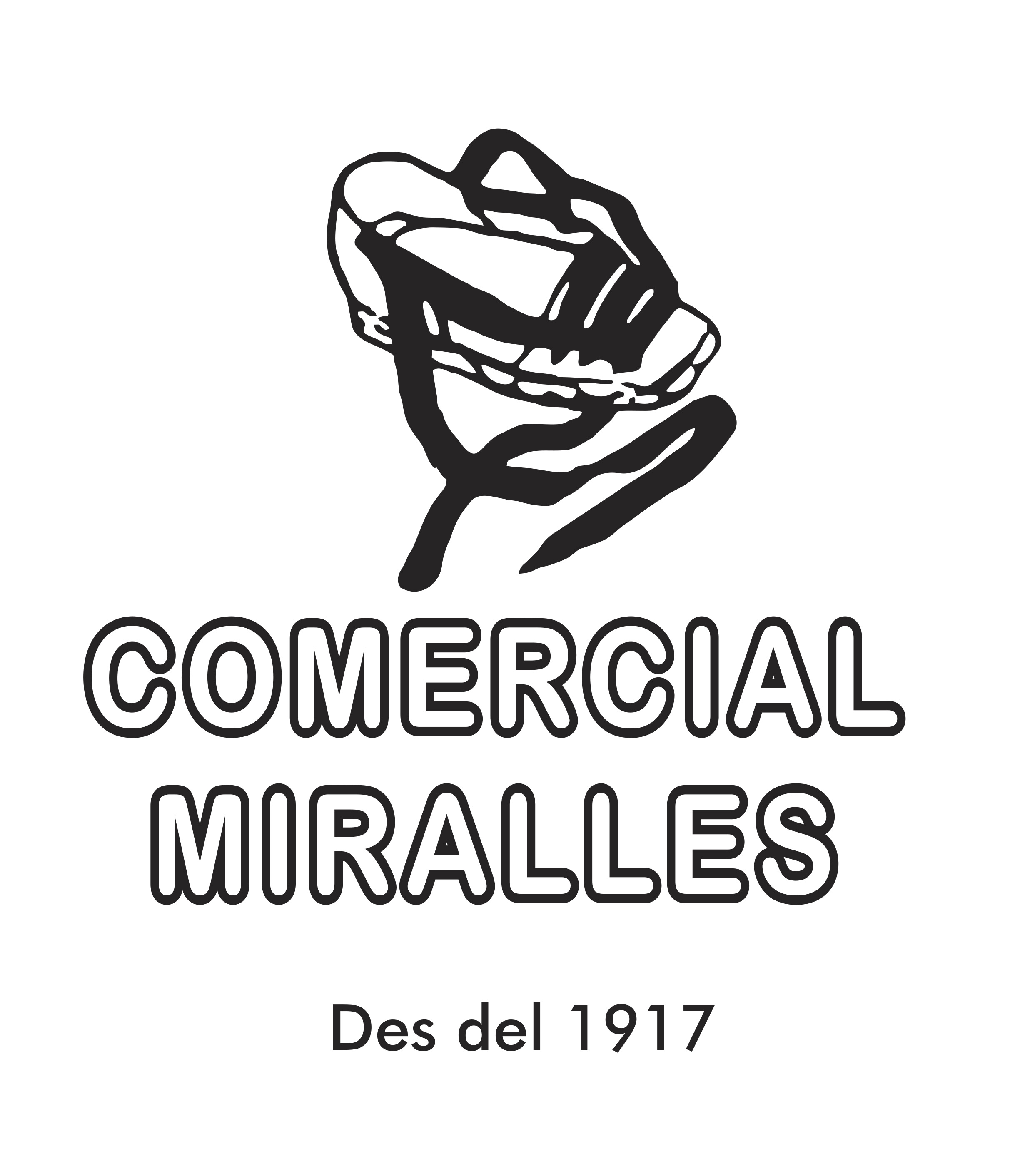 COMERCIAL MIRALLES-L'Espardenya