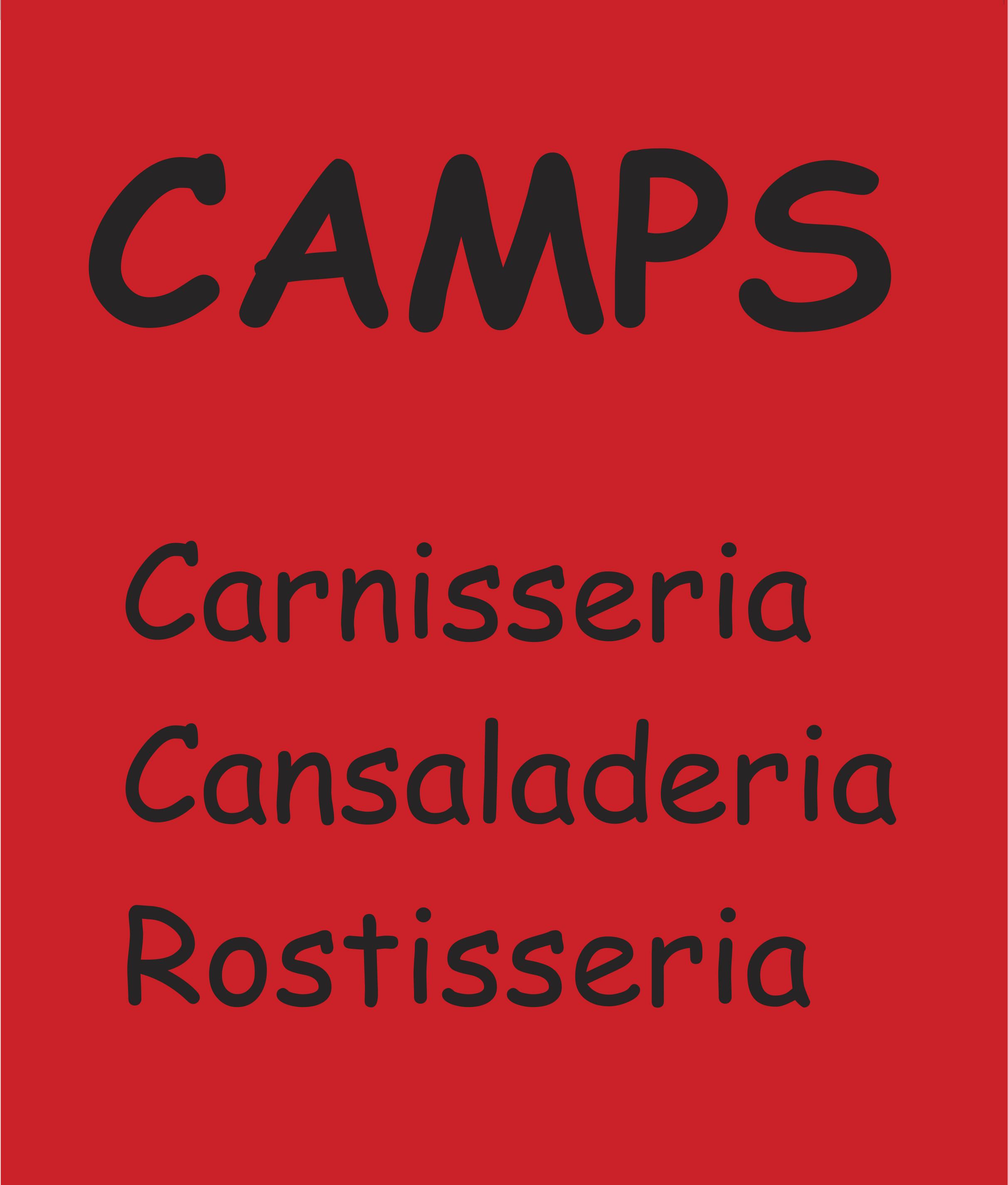 CARNISSERIA I ROSTISSERIA CAMPS