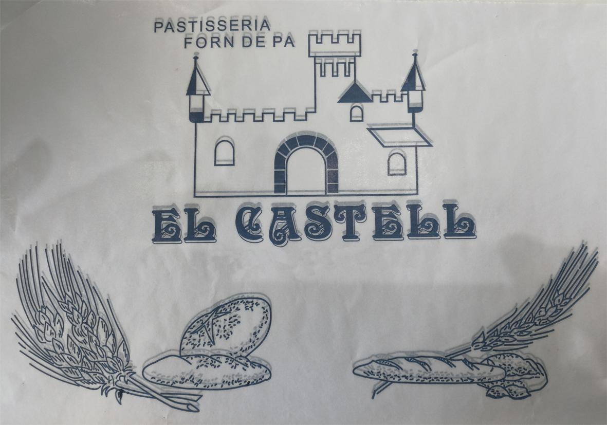 EL CASTELL. Pastisseria, Forn de pa